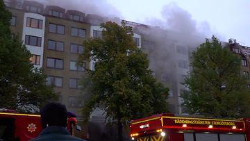 Göteborgin räjähdys