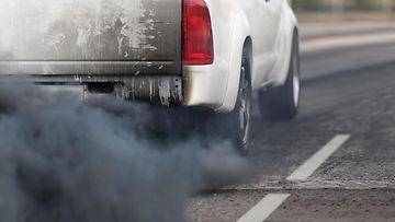 shutterstock avolava pickup päästöt ilmansaasteet