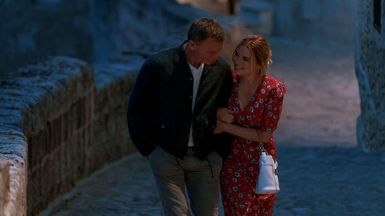 007 No Time to Die pressikuva 2 Daniel Craig, Léa Seydoux