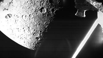 BepiColombo-luotaimen ottama kuva Merkuriuksesta HANDOUT