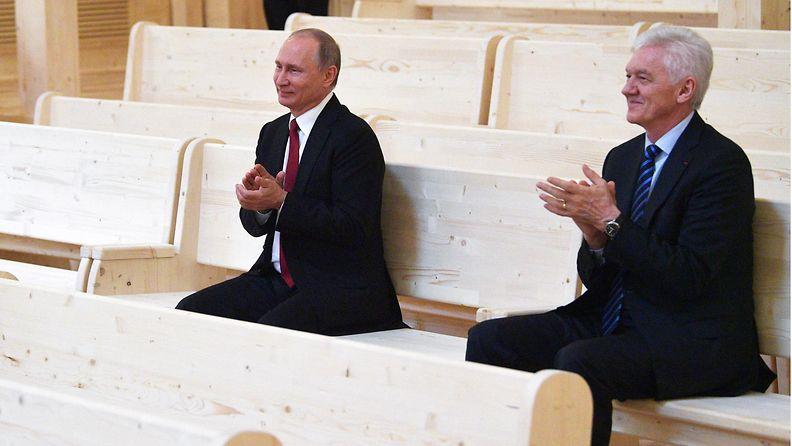 Putin Timtshenko aop