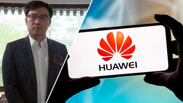 Huawei Derek Yu