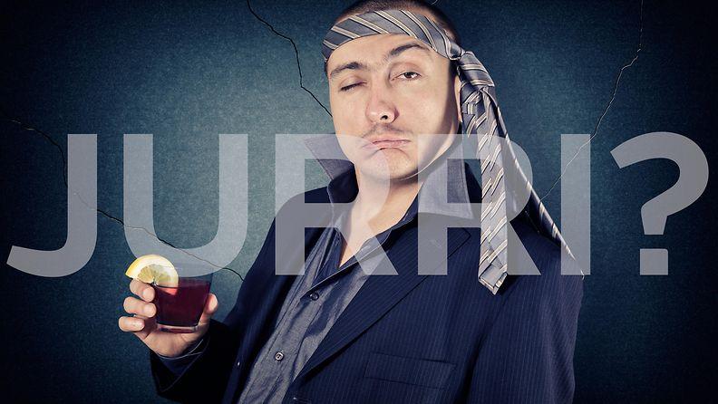 """Mitä tarkoittaa """"jurri""""?"""