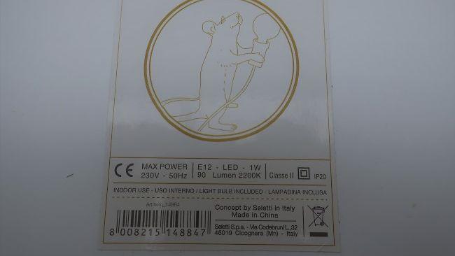 tukes seletti mouse lamp 2