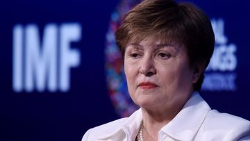 LK Kristalina Georgieva, IMF pääjohtaja