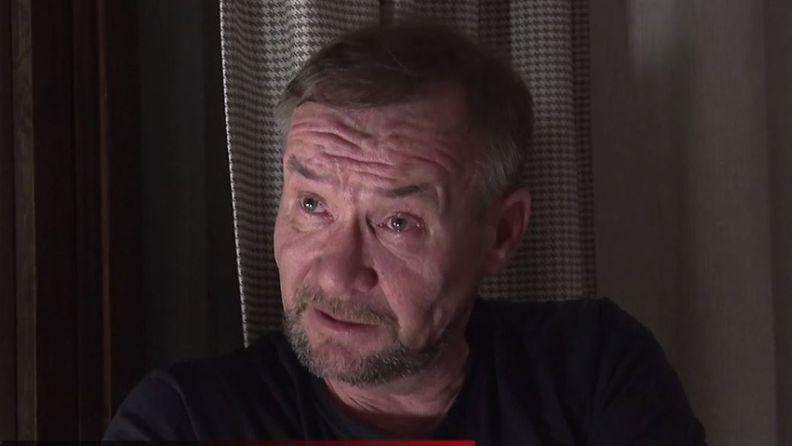 Antti Hanhivaaran isä
