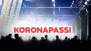 koronapassi