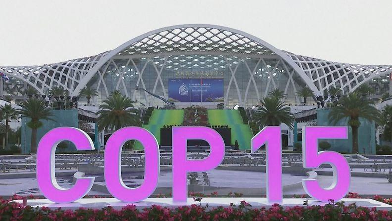 Kunming, Biodiversiteettikokous