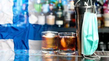 OMA: Ravintolarajoitukset, Suomi, alkoholi, koronarajoitukset