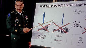 AOP Colin Powell vuonna 1991