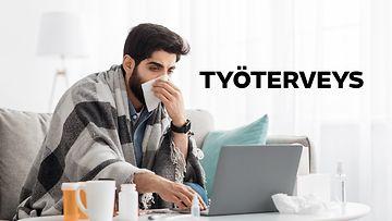 OMA: Työterveys, flunssa, etätyö
