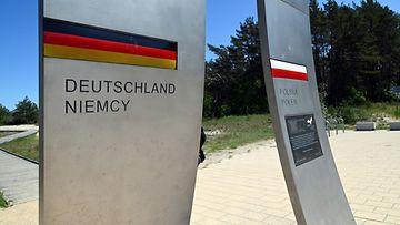 AOP Puolan ja Saksan raja.