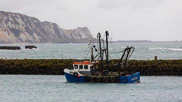Kalastuslaiva Britannia
