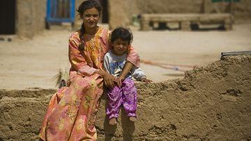 Kaikkia irakilaistyttöjä ei uskalleta lähettää kouluun.