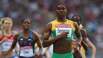 Caster Semenya, kuva: Michael Steele/Getty Images