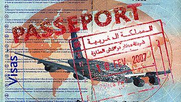 Matkustusasiakirjojen hankkiminen voi olla hankalaa joihinkin maihin.