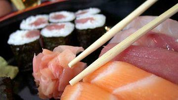 Sushi on vain yksi osa japanilaista ruokakulttuuria.