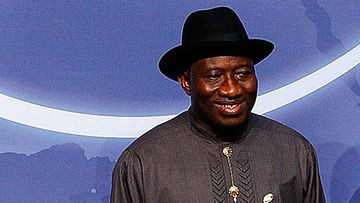 Goodluck Jonathan, kuva: Chip Somodevilla/Getty Images