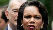 Condoleezza Rice (Kuva: Mario Tama/Getty Images)