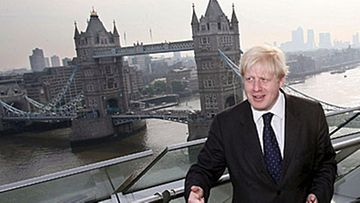 Boris Johnson, kuva: EPA/LEWIS WHYLD/POOL