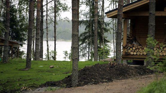 Itä-Suomen mökit ovat venäläisten lapsiperheiden suosiossa.