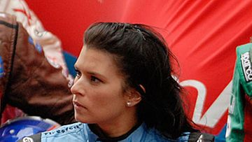 Danica Patrick. Kuva: Jonathan Fickies/GETTY.