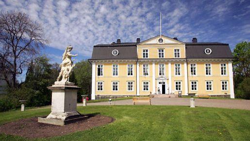 Mustion Linna Historia