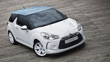 Citroën DS3 (Kuva: Citroën Communication/Patrick LEGROS)