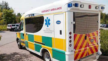 Suomalainen ambulansseja valmistaja yritys tunnetaan maailmalla.