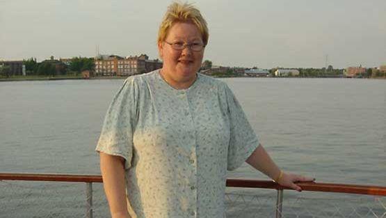 Anitan paino nousi masennuksen myötä.
