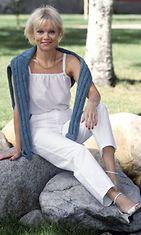 Katri Helena kesällä 1983.