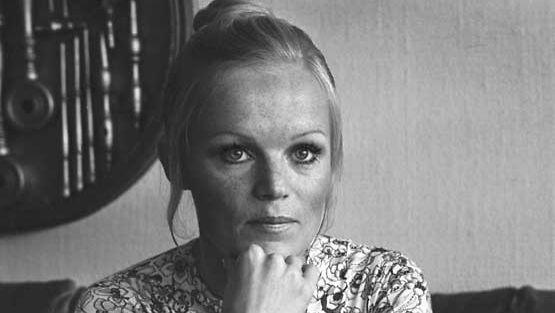 Katri Helena kuvattuna vuonna 1970.