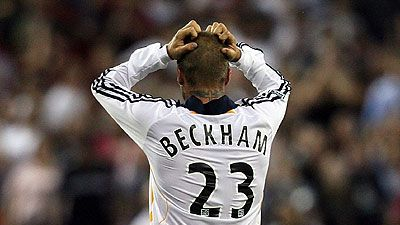 David Beckham, kuva: Nick Laham