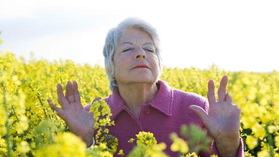 Midfulness voi auttaa mielen hallitsemissa.