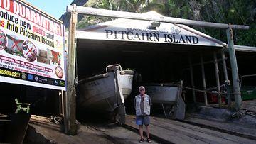 Pitcairnissa