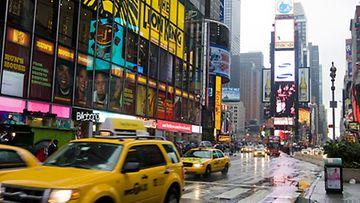 New Yorkissa vierailee vuosittain 40 miljoonaa turistia