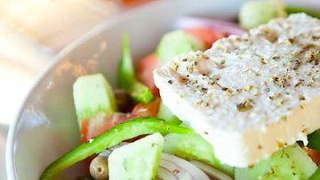 Kreikkalainen salaatti on terveellistä, vai onko?