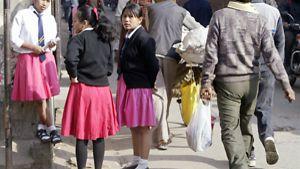 Lasten kouluttaminen on tärkeä askel kehitykseen Nepalissa.