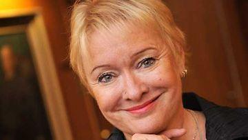 Marjukka Halttunen on näyttelijä kolmannessa polvessa.