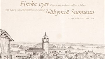 Petja Hovinheimon kirjassa on erinomainen graafinen suunnittelu, kehuu Stig-Björn Nyberg.
