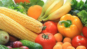 K-vitamiinia saa hyvin tummanvihreistä kasviksista.