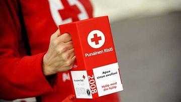 Työ Punaisessa Ristissä perustuu vapaaehtoisuuteen.