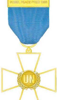 Nobel 1988 -muistoristi.