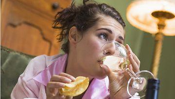 Lohtusyöminen ja -juominen