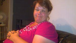 Sari 18 kiloa keventyneenä vuoden 2010 elokuussa.
