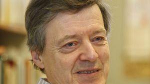 Sosiaalipolitiikan professori J. P. Roos. (Kuva: Marja Airio/Lehtikuva)