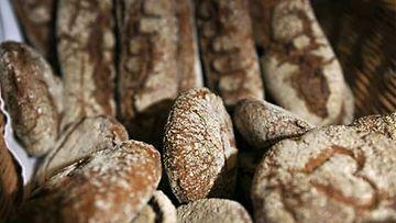 Ruisleipä on perinteistä suomalaisen herkkua.