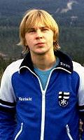 Matti Nykänen, Photo: Allsport UK/Allsport