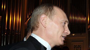 Vladimir Putin, kuva:Getty/Pascal Le Segretain