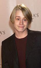 Macaulay Culkin vuonna 2001.